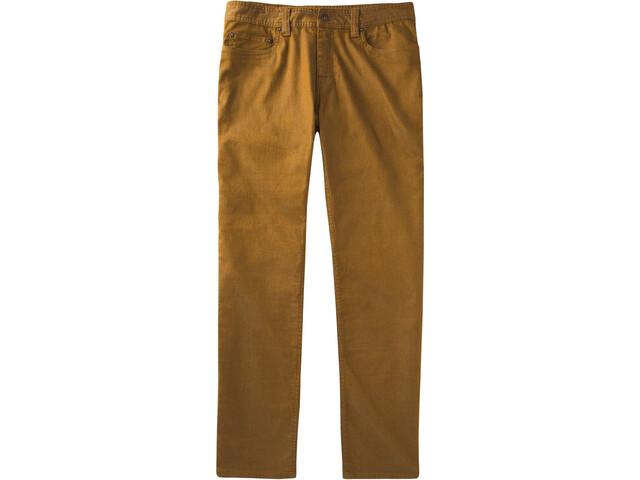 """Prana Bridger Jeans 32"""" Inseam Herr dark ginger"""